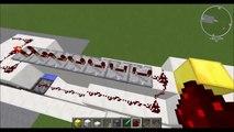 Minecraft Redstone Comparator TNT cannon