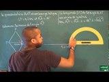 360 / Symétrie et figures usuelles / Calculer une mesure d'angle pour construire (2)