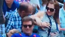Mets Fan Gets Caught on Camera Groping Woman