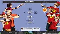 FreeStyle2: Street Basketball en Español: Jugando con subs