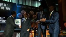 Timberwolves Win 2015 NBA Draft Lottery
