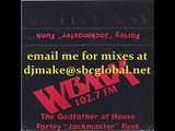 Return of the Godfather Vol 1 - Farley Jackmaster Funk - Wbmx - Wgci - Chicago Old School House Mix