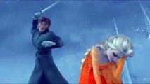 Fire Elsa x Ice Elsa Unconditionally