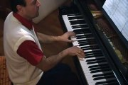 hino nacional americano lyrics schumann style american anthem star splanged banner piano solo