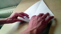 Faire une cocotte en papier - Cocotte en origami - Jeu facile