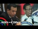Trillanes, kumasa sa hamong debate ni Binay