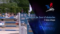 GRAND NATIONAL 2015 de CSO - étape N°3 - Tours-Pernay