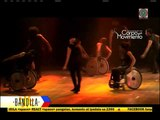 WATCH: Brazil's dancers on wheelchairs