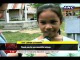 Cops, soldiers rebuild schools in Maguindanao
