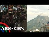 Some Mayon residents reject permanent evacuation