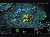 HD StarCraft II SC2 Strategy: Ultimate Zerg Rush
