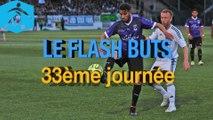 Championnat National 2014-2015 - 33e journée - Les buts