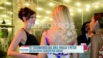 El casamiento de Paula Chaves y Pedro Alfonso desde adentro