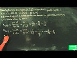 468 / Equations de droites - Systèmes linéaires / Droites parallèles ou sécantes (3)