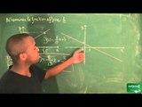 135 / Fonctions affines, équations et inéquations / Déterminer une fonction affine