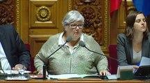 Sénat - débats en séance projet de loi Macron lundi 4 mai 2015 - travail dominical - partie 6