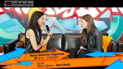 26 MOTIVI PER FARE ARTE - Maria Beatrice Zagarese