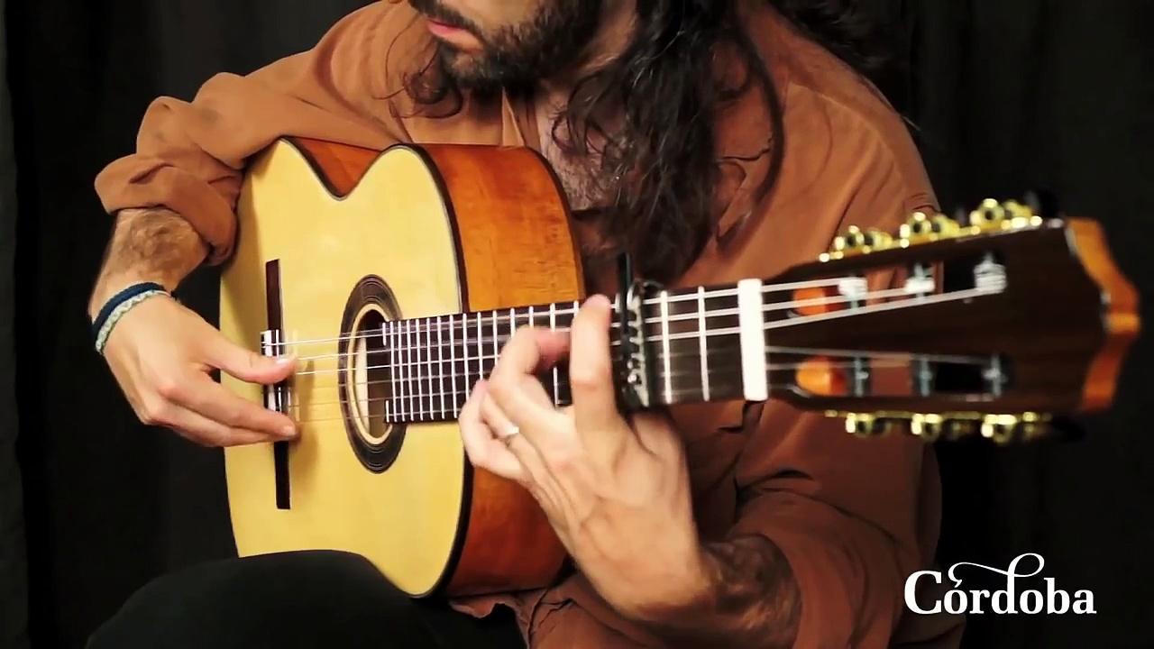 Cordoba Guitars – F7 Flamenco Guitar