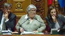Sénat - débats en séance projet de loi Macron lundi 4 mai 2015 - travail dominical - partie 9