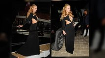 Paris Hilton And Other Stars Attend Cannes Yacht Parties
