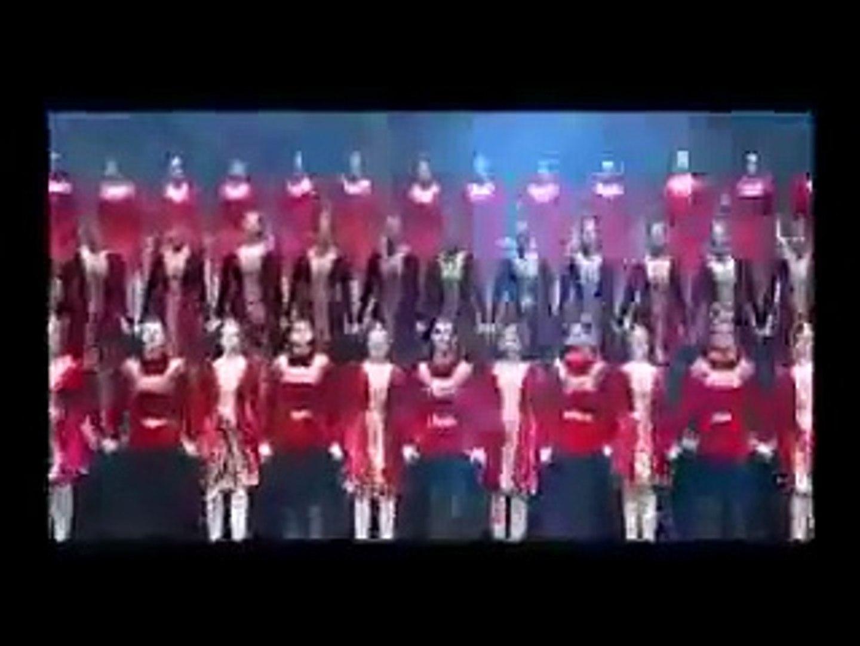 Армянский танец - Берд / Armenian dance - Berd