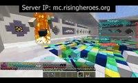 Rising Heroes Prison Server Trailer