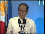 PNoy asks media for balance in news reporting