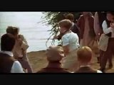 elijah wood as huck finn fight scene