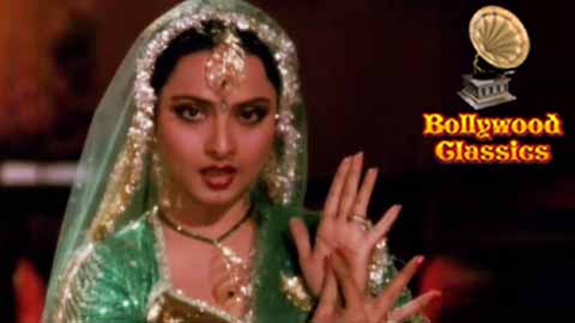 Main Hoon Dulhan Ek Raat Ki - Asha Bhosle Hits - Rekha Hit Songs