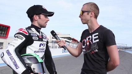 Interview : Eugene Laverty revient sur ses débuts en MotoGP