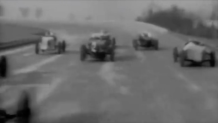 Accidents de voitures Vintage - compilation de...