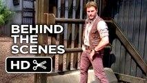 Jurassic World Behind the Scenes - Chris Pratt Stunts 101 (2015) - Chris Pratt Movie HD