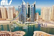 With Marina View   1 BedRoom Fully Furnished Apartment for Rent   Bay Central  Marina - mlsae.com