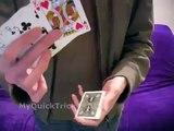 FREE MAGIC TRICK how to levitate a card like David Blaine