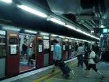 港鐵旺角東往上水加班列車 MTR Additional train from Mong Kok East to Sheung Shui
