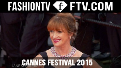 Cannes Film Festival 2015 - Day Two pt. 1 | FashionTV