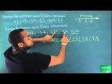 292 / Nombres relatifs 1 / Ranger dans l'ordre croissant ou décroissant des nombres relatifs (2)