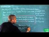 ACT / Inéquations - Systèmes d'équations / Systèmes de deux équations (2)
