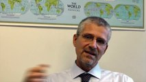 Marco Segone (UNEG Vice-Chair) Discusses the 2015 International Year of Evaluation & Related Events