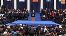 Video Digest: Bill de Blasio's inauguration as mayor of New York City (2014)
