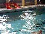 Diploma A zwemmen.