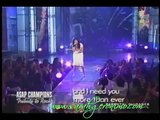 Sarah Geronimo -  Total Eclipse of the Heart