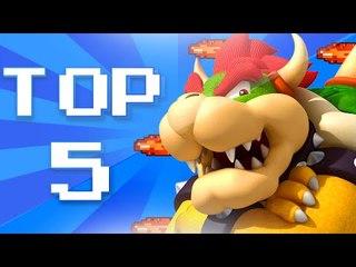 Top 5 Hardest Boss Battles