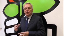 Jean- Marc Ayrault soutient la motion Le Renouveau Socialiste