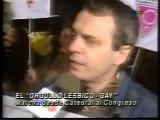 1993 - Telefe Noticias - Marcha del orgullo 1993