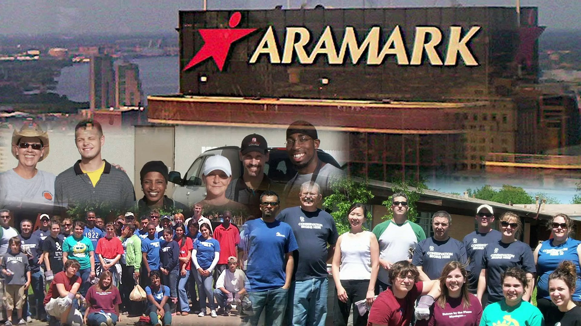 You Are What You Eat: Aramark?