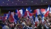 Discours de Nicolas Sarkozy à La Mutualité