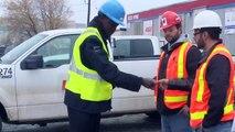 Traffic Control at Roadwork Projects | Contrôle de la circulation sur les chantiers routiers