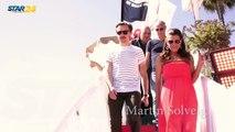 """Xavier Delarue """"Reporter Très Spécial"""" - """"J'ai testé pour vous le set de Martin Solveig à la plage L.A. Beach"""" - Festival de Cannes 2015"""
