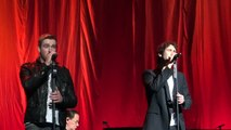 Josh Groban Glasgow october 16 2011 To Where You Are feat. Jai McDowall HD